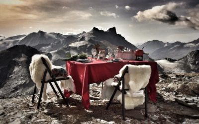 Gourmet mountain experiences