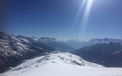 Ski touring – Off the beaten track
