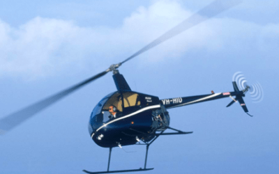 Learn to fly a Robinson R22 helicopter