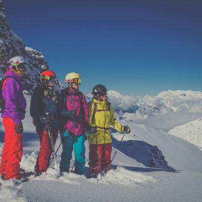 Verbier mountain guide