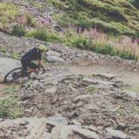down-hill-Biking