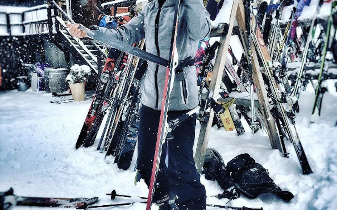 Ski touring 101