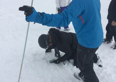 avalanche training course verbier